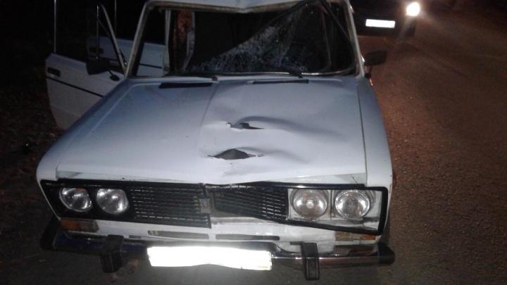 Пешеход погиб под колёсами ВАЗ-21061 в Далматово