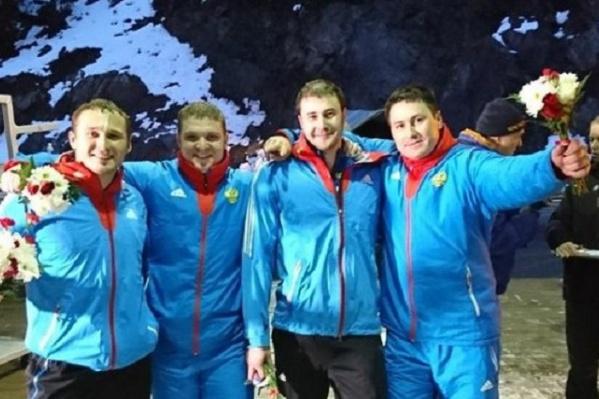 Российская сборная опередила британцев и немцев