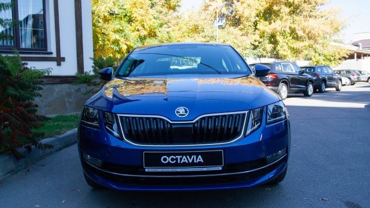 Ваше преимущество на дорогах: 11 поводов купить ŠKODA OCTAVIA в октябре