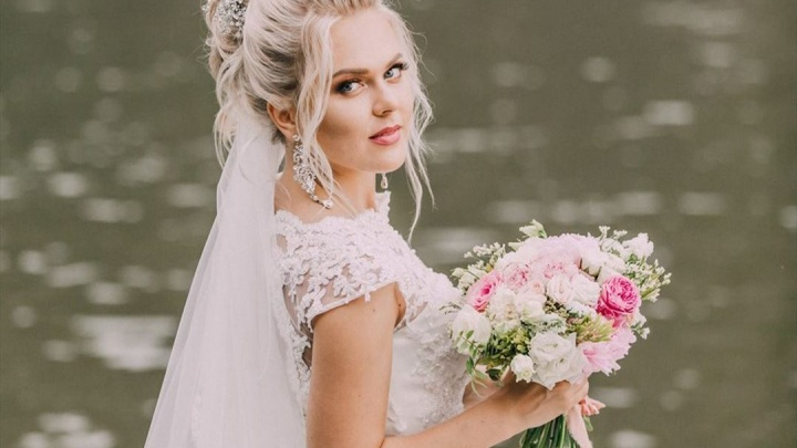 Роскошная блондинка-адвокат представит Красноярск на всероссийском конкурсе невест