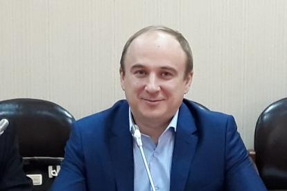 В городской думе Петр Ватутин возглавляет фракцию справедливороссов