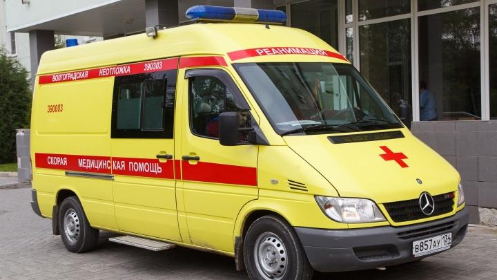 «Двое детей в больнице»: пьяная волгоградка без прав протаранила иномарку