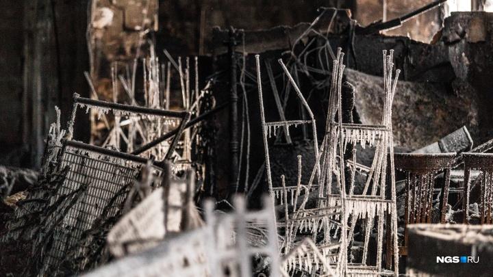 «Некрополь» могли поджечь — бизнесмен рассказал, что предшествовало ночному пожару на Фрунзе