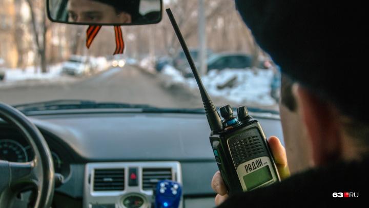 В Самаре ищут водителя, который сбил человека в новогоднюю ночь
