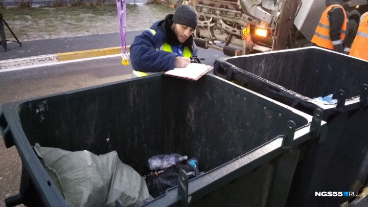Омская РЭК не приняла результаты замеров объемов мусора