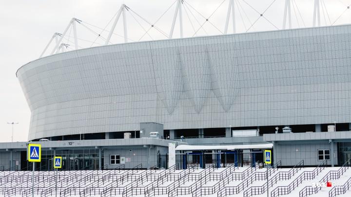 В Ростове в воскресенье ограничат движение транспорта из-за футбольного матча