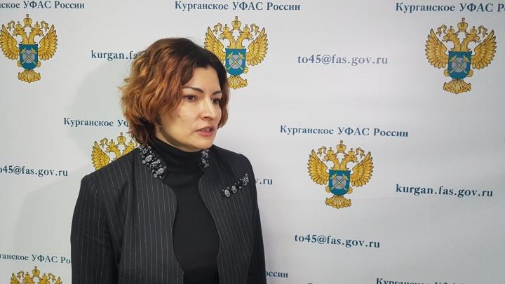 Ирина Гагарина возглавила департамент государственного регулирования цен и тарифов Зауралья