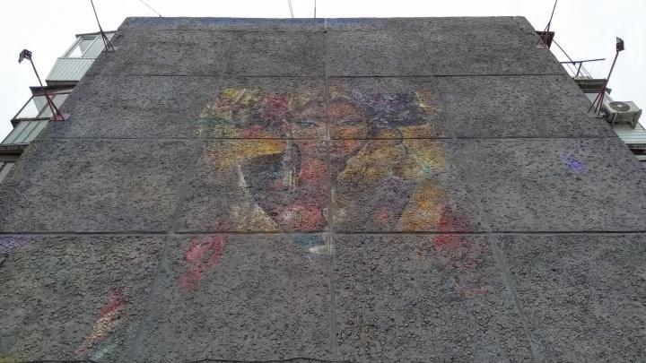 В администрации Челябинска прокомментировали уничтожение граффити на гостевом маршруте