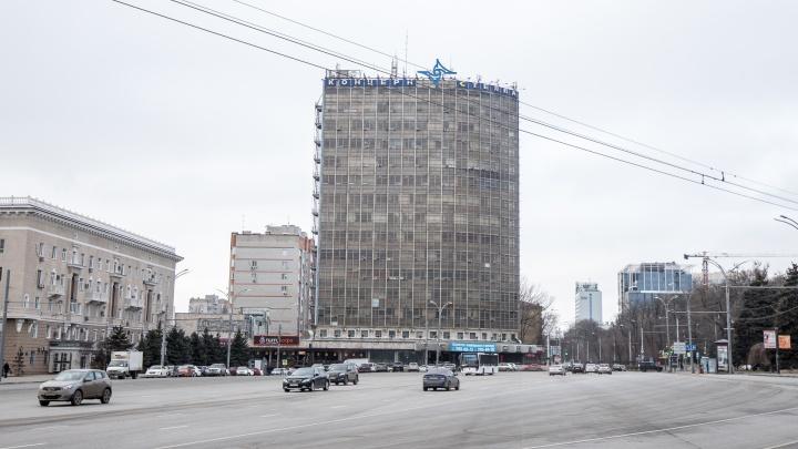 Во время проведения Дельфийских игр в Ростове перекроют Театральную площадь