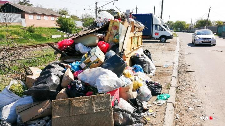 Мусорная полиция: рассказываем о строительном мусоре и о стихийных свалках в донских полях