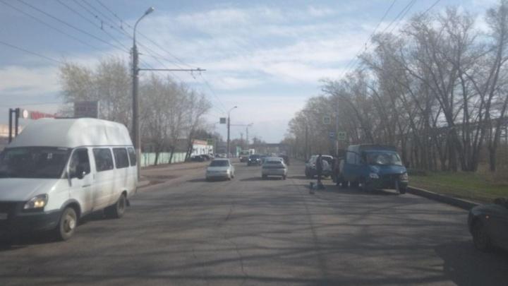 В Башкирии водитель «Газели» насмерть задавил пешехода