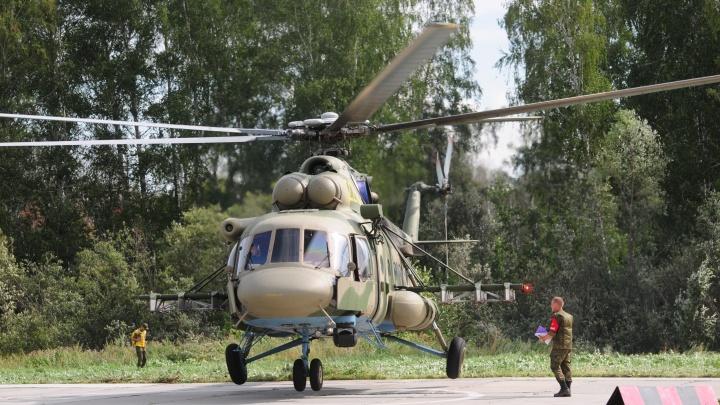 Военные отремонтируют авиабазу под Новосибирском