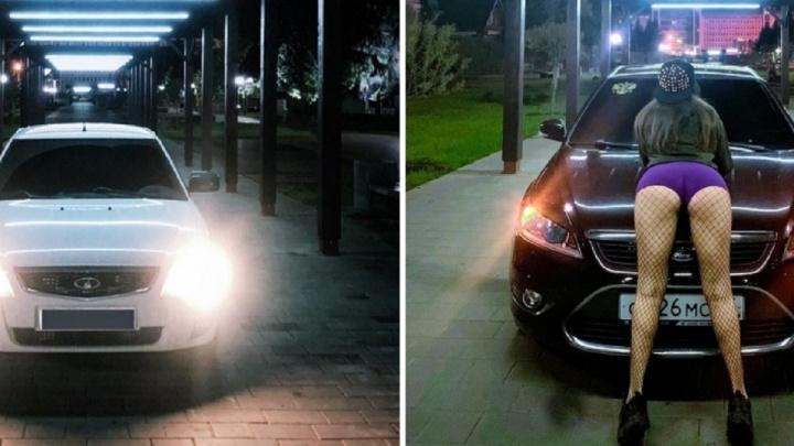 «Я паркуюсь как...»: итоговая подборка самых главных автохамов 2019 года