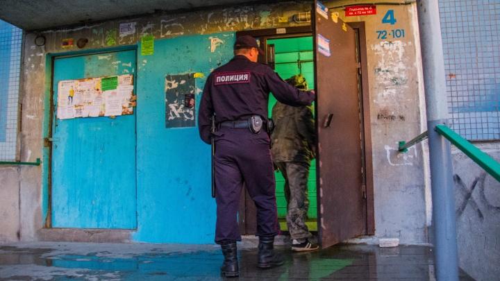 Полицейские вывезли из общежития в Ленинском районе более 50 мигрантов