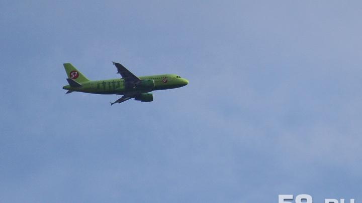 В Москве задержали самолёт в Пермь из-за «погрузки оружия на борт». Что случилось?