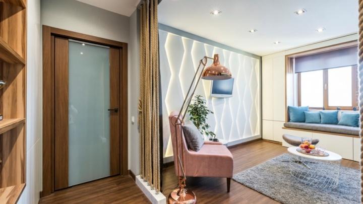 Дверь-книжка от Mezzo Porte: как открыть новую главу истории о домашнем интерьере