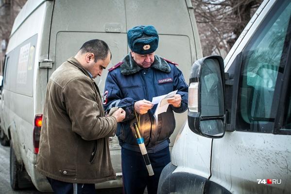 Автобусы нелегальных перевозчиков отправляют на штрафстоянки
