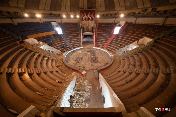 Внимание на арену! В ремонт челябинского цирка вложат свыше 600 миллионов рублей