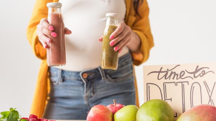 Минус пять кило: вкусные детокс-напитки на основе воды «Власов ключ» в помощь худеющим