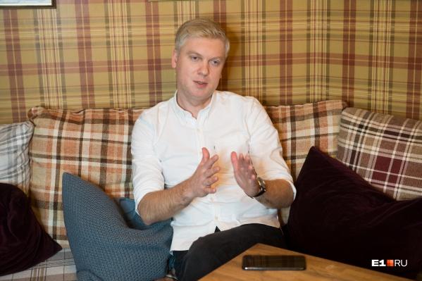 В следующем году Светлаков вместе с партнёрами открывает два новых ресторана в России