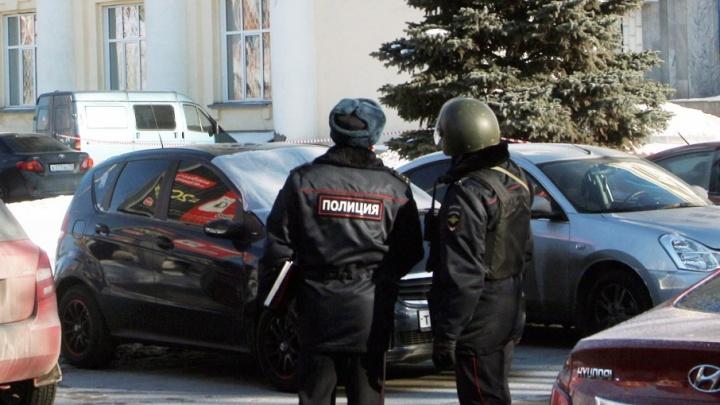 Банда преступников пыталась ограбить банк в Челябинске