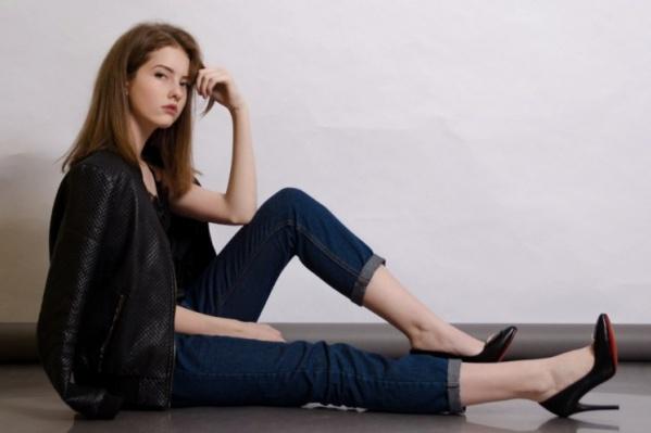 13-летняя Кристина Бутянина