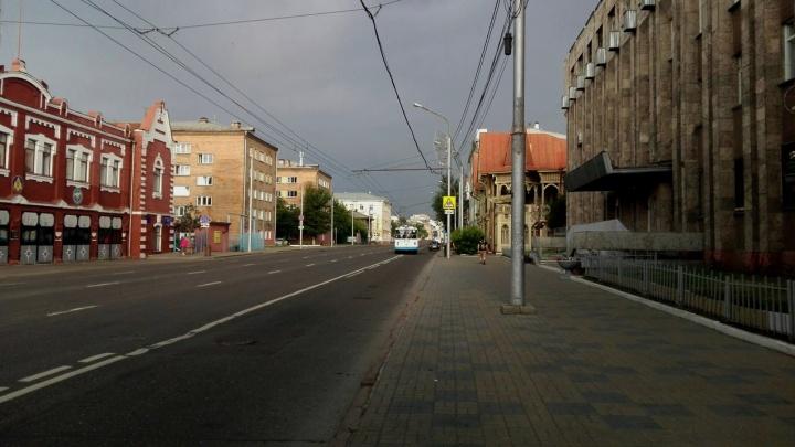 «Тьма наступает»: черная туча нависла над Красноярском