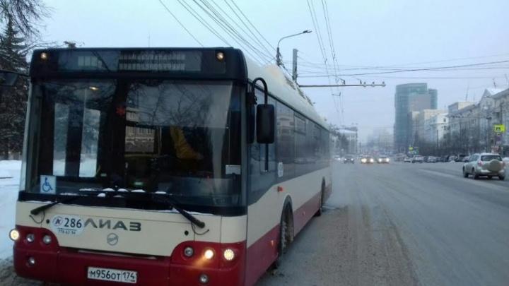 Прокуратура потребовала 100 тысяч с транспортного предприятия за падение челябинки в автобусе