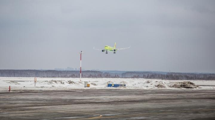 Новосибирца задержали в хабаровском аэропорту за дебош на борту самолёта