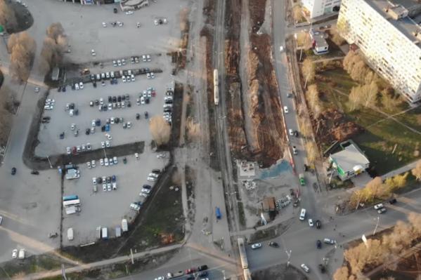 Пешеходный бульвар будет вплотную примыкать к Стара-Загоре