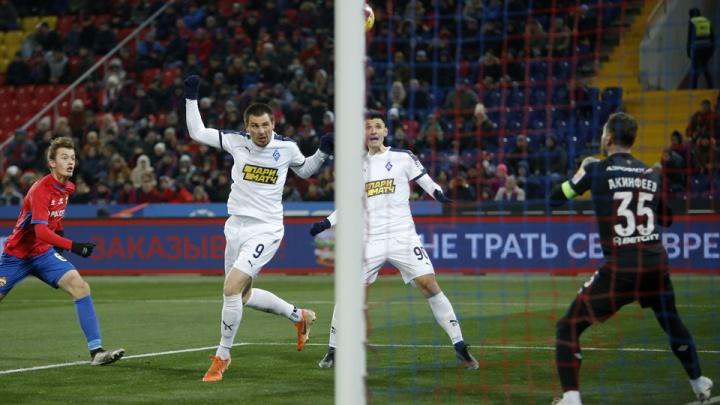 Второй проигрыш подряд: «Крылья Советов» уступили ЦСКА