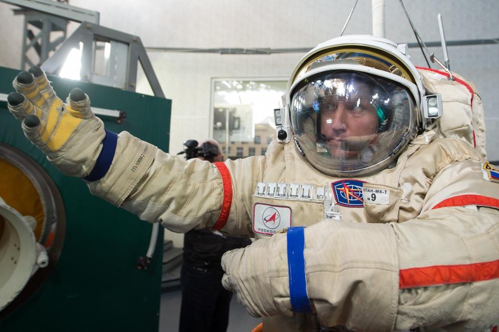 Онлайн-трансляция: космонавт из Екатеринбурга вернулся с МКС на Землю