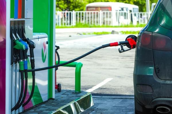 Средняя стоимость бензина АИ-95 на уровне 45–46 рублей за литр сохранится до конца июня