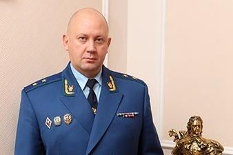 Алексей Захаров занимал пост прокурора Московской области 6 лет