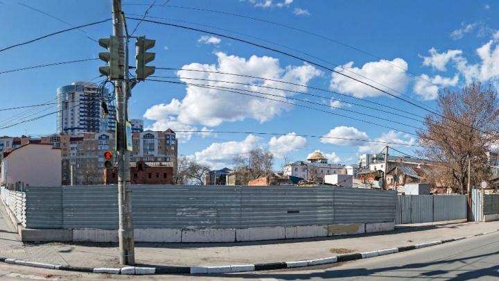 «Трансгрузу» запретили строить 25-этажную высотку на Самарской