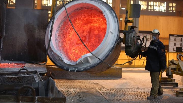 Красноярские статистики раскрыли прибыль от каждого рубля, вложенного в металлургию и добычу нефти