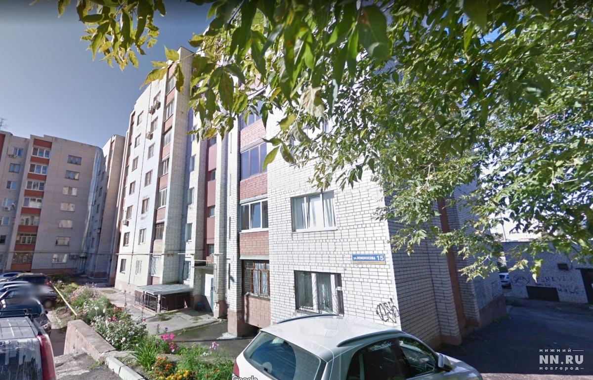 Граждан аварийного дома наЛомоносова попросили срочно покинуть квартиры