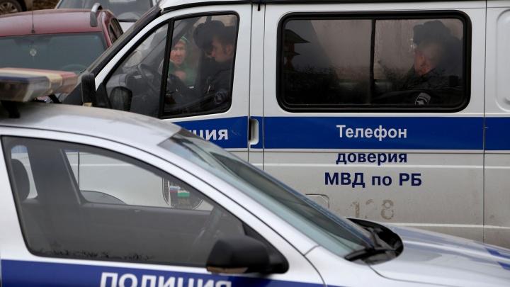 Ударившего полицейского жителя Башкирии освободили от ответственности
