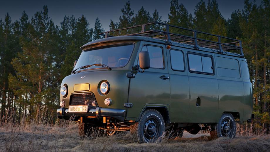 «УАЗ-Комби» («буханка») выпускается с 1965 года: тогда модель называлась УАЗ-452. Причем выпускается в почти неизменном виде