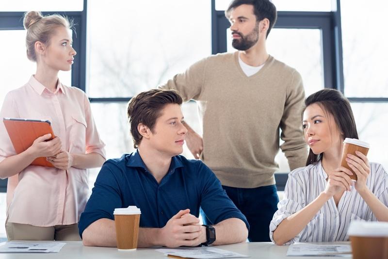 43% опрошенных томичей признались, что считают свой коллектив настоящей командой