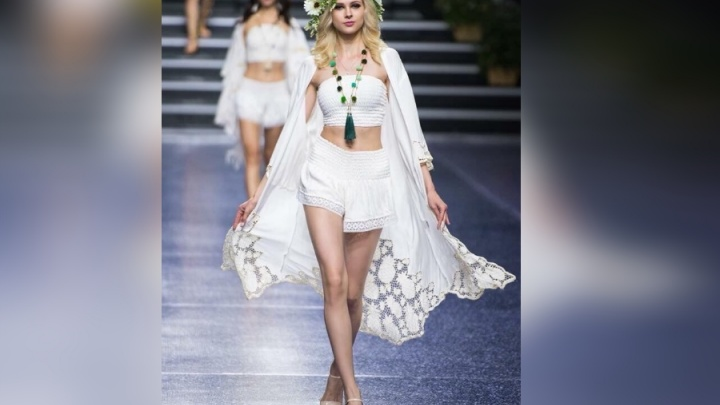 Обаятельную блондинку из Красноярска выбрали представлять Сибирь на мировом конкурсе «Мисс Туризм»