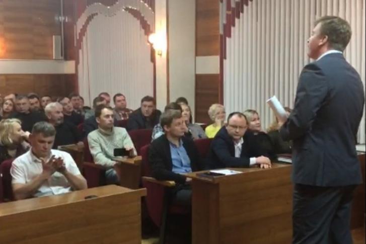 При строительстве нового полигона в Вельском районе пообещали учесть мнение местных жителей