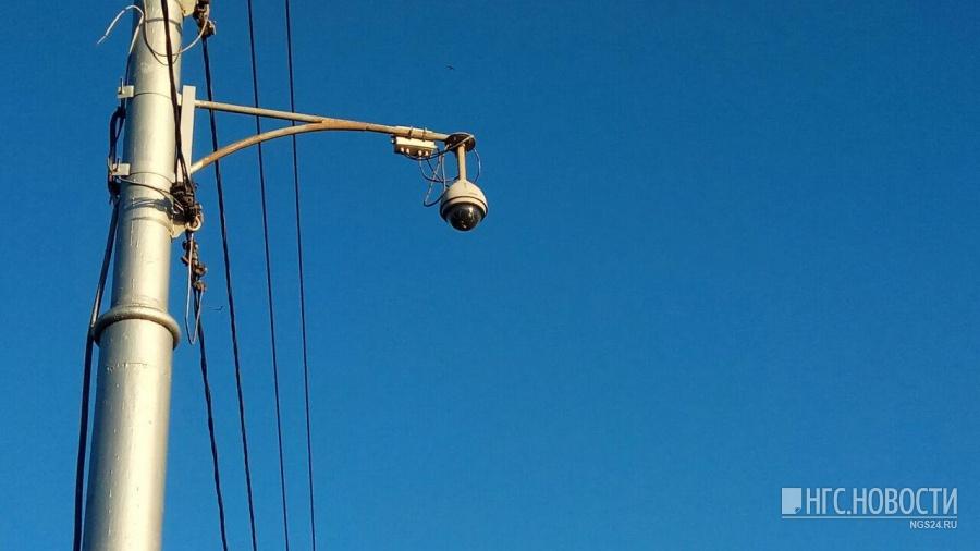 На дорогах Красноярска установили 60 новых видео- ифотокамер