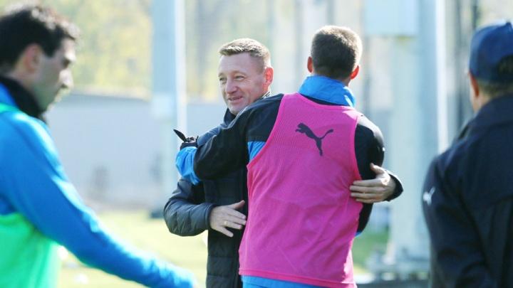 Тренер «Крыльев Советов» Андрей Тихонов ушел в отставку