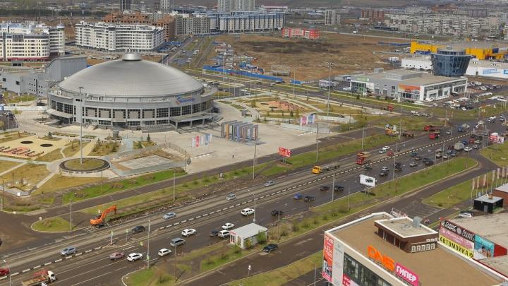 У арены «Север» на ночь перекроют движение для строительства виадука