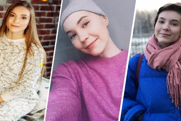 О своем диагнозе Аня узнала прошлой зимой