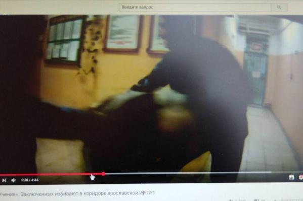 Видео с избиениями появилось в СМИ