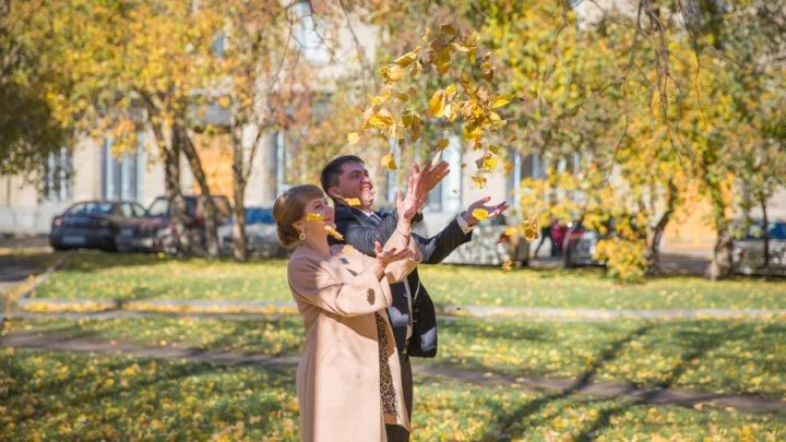 После холодных выходных в Новосибирск придёт потепление с грозами