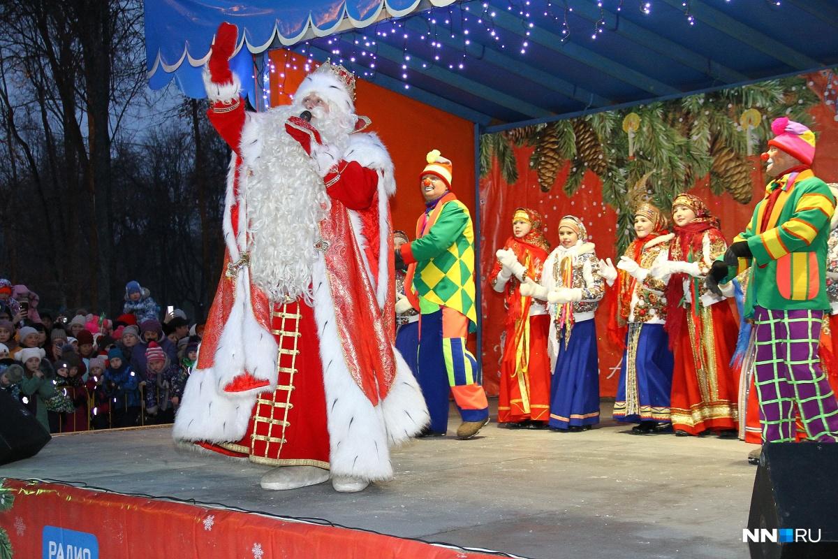 Волшебник из Великого Устюга встретится с нижегородскими детьми