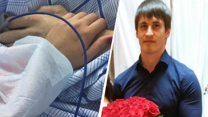«Сильные боли во всем теле»: парень, собиравшийся жениться, после ДТП оказался прикован к постели